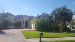 Photo of 808 Aquarina Boulevard, Melbourne Beach, FL 32951 (MLS # 819745)