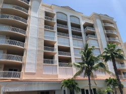 Photo of 130 Warsteiner Way, Unit 703, Melbourne Beach, FL 32951 (MLS # 822026)