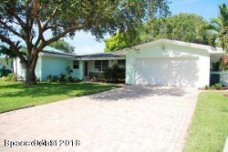Photo of 37 Riverview Lane, Cocoa Beach, FL 32931 (MLS # 829690)