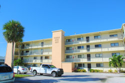 Photo of 3833 S Banana River Boulevard, Unit 404, Cocoa Beach, FL 32931 (MLS # 829984)