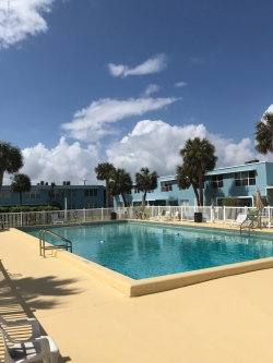 Photo of 55 Sea Park Blvd #, Unit 209, Satellite Beach, FL 32937 (MLS # 831035)
