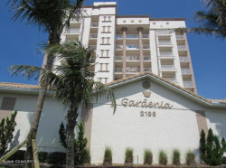 Photo of 2195 Highway A1a, Unit 803, Satellite Beach, FL 32937 (MLS # 831897)