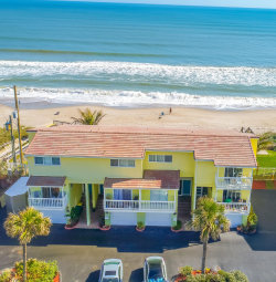 Photo of 2931 S Highway A1a, Unit 18, Melbourne Beach, FL 32951 (MLS # 833587)