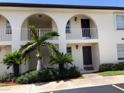 Photo of 1047 Small Court, Unit 38, Indian Harbour Beach, FL 32937 (MLS # 837572)