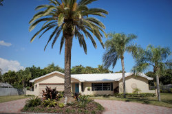 Photo of 410 Surf Road, Melbourne Beach, FL 32951 (MLS # 837884)