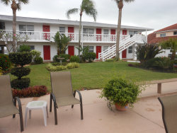 Photo of 8522 N Atlantic Avenue, Unit 65, Cape Canaveral, FL 32920 (MLS # 840127)