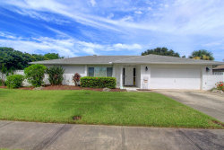 Photo of 630 Caribbean Road, Satellite Beach, FL 32937 (MLS # 847137)