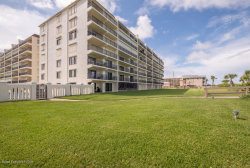 Photo of 3060 N Atlantic Ave, Unit 107, Cocoa Beach, FL 32931 (MLS # 854559)