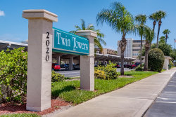 Photo of 2020 N Atlantic Avenue, Unit 108, Cocoa Beach, FL 32931 (MLS # 854940)
