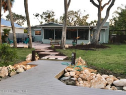 Photo of 67 W Bay Drive, Cocoa Beach, FL 32931 (MLS # 856571)