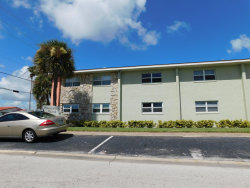 Photo of 5600 N Banana River Boulevard, Unit 37, Cocoa Beach, FL 32931 (MLS # 857189)