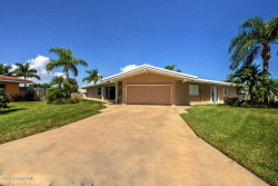 Photo of 132 Yacht Haven Drive, Cocoa Beach, FL 32931 (MLS # 857523)