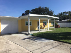 Photo of 453 Capri Road, Cocoa Beach, FL 32931 (MLS # 858928)