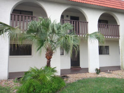 Photo of 6655 Ridgewood Avenue, Unit 104, Cocoa Beach, FL 32931 (MLS # 860118)