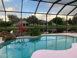 Photo of 1070 Hollister Drive, West Melbourne, FL 32904 (MLS # 868398)