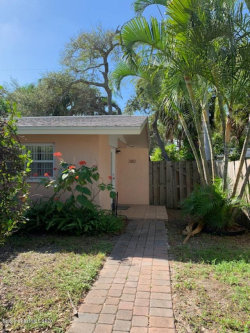 Photo of 378 Woodland Avenue, Unit 378, Cocoa Beach, FL 32931 (MLS # 868655)