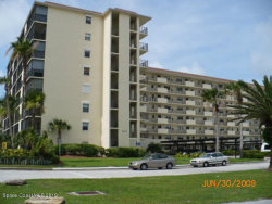 Photo of 500 Palm Springs Boulevard, Unit 508, Indian Harbour Beach, FL 32937 (MLS # 871183)