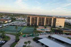 Photo of 520 Palm Springs Boulevard, Unit 801, Indian Harbour Beach, FL 32937 (MLS # 872092)