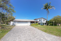 Photo of 318 Avenue B, Melbourne Beach, FL 32951 (MLS # 872375)