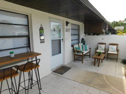 Photo of 207 Tyler Avenue, Unit 207, Cape Canaveral, FL 32920 (MLS # 872870)