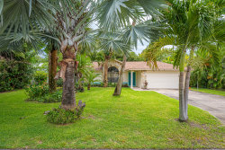 Photo of 6845 Angeles Road, Melbourne Beach, FL 32951 (MLS # 876838)