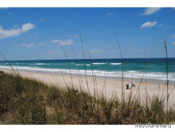 Photo of 9195 S Highway A1a, Unit 1, Melbourne Beach, FL 32951 (MLS # 877404)
