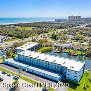 Photo of 1595 N Atlantic Avenue, Unit 209, Cocoa Beach, FL 32931 (MLS # 879729)