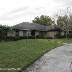 Photo of 3640 Leghorn Road, Malabar, FL 32950 (MLS # 894294)