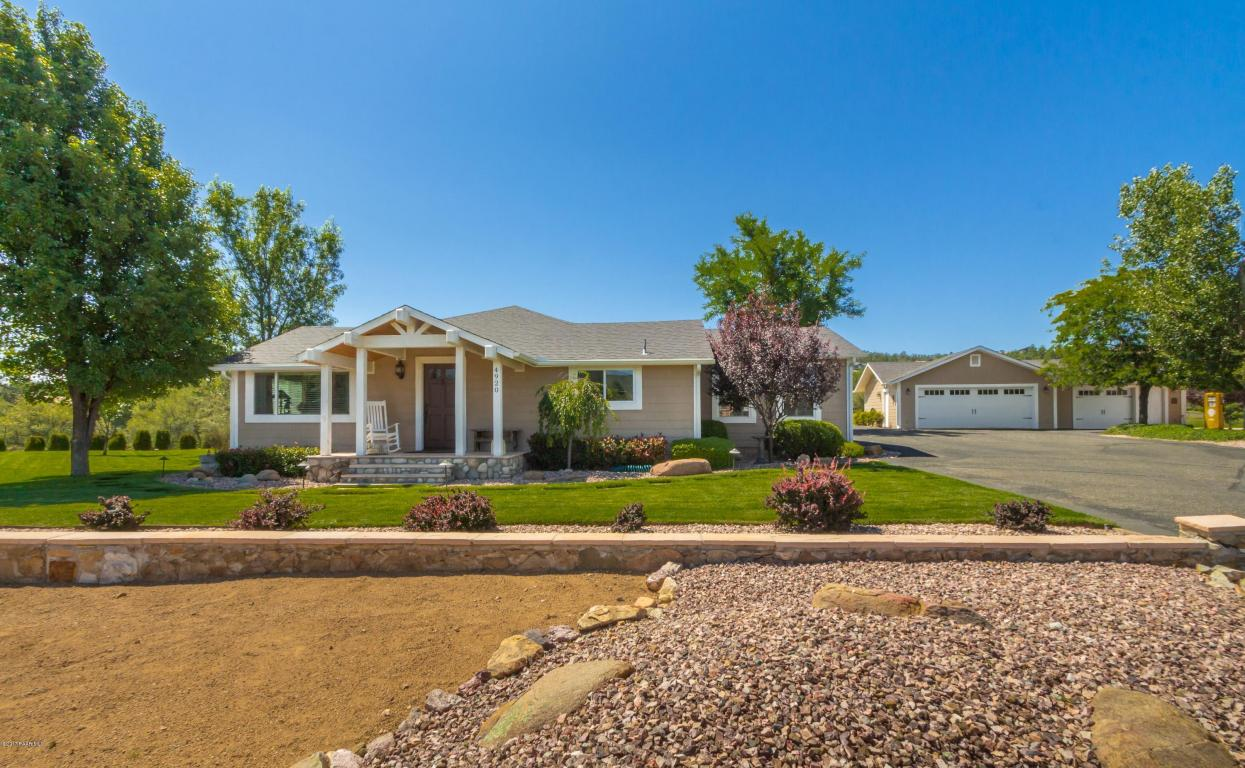Photo for 4920 Iron Springs Road, Prescott, AZ 86305 (MLS # 1005828)