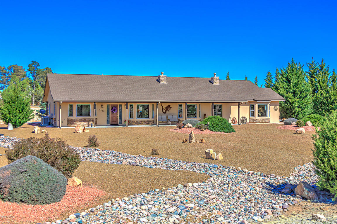 Photo for 5540 W Deer Spring Place, Prescott, AZ 86305 (MLS # 1007259)