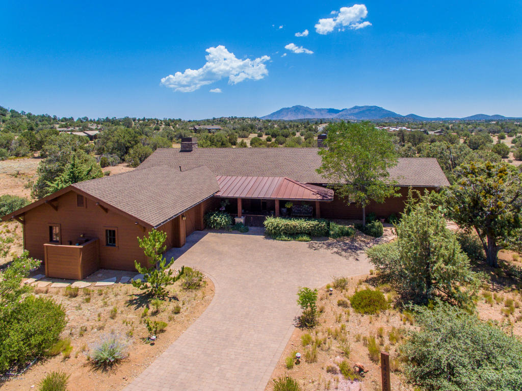Photo for 14425 N Soza Mesa Lane, Prescott, AZ 86305 (MLS # 1008878)