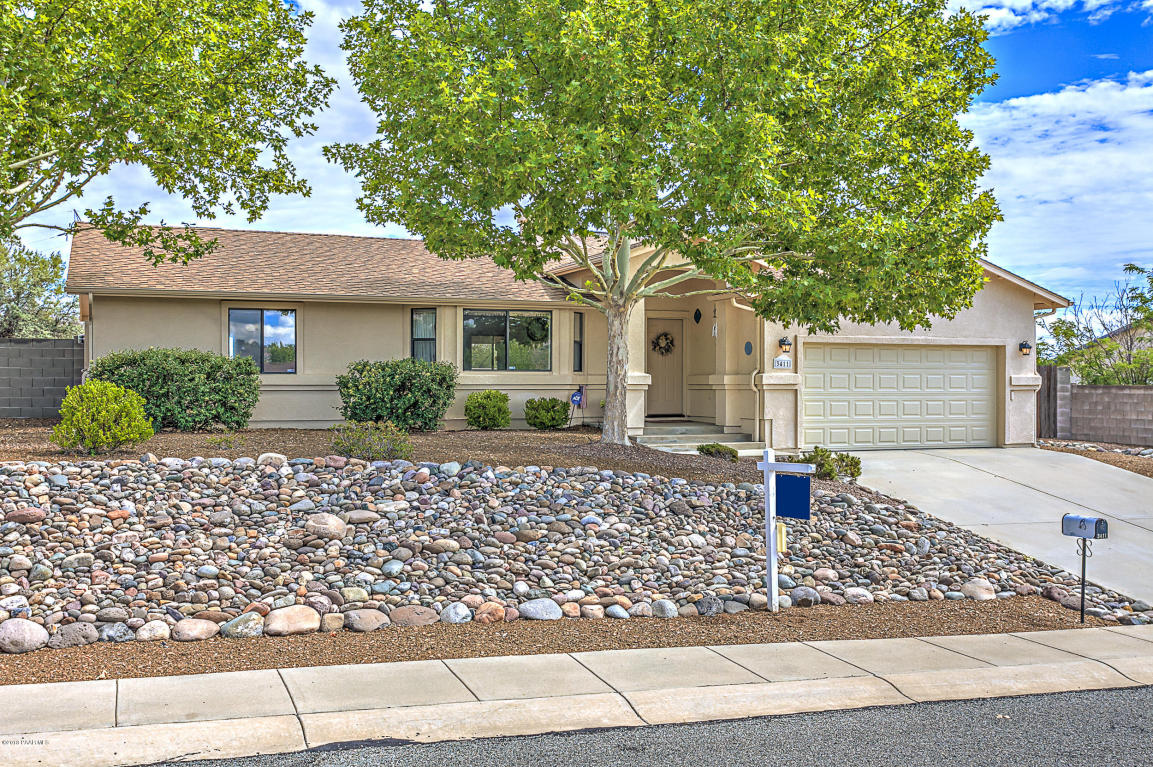 Photo for 3411 Sunflower Drive, Prescott, AZ 86305 (MLS # 1013762)
