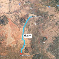 Photo of Unamed N Unnamed Rd Off Bullock Rd Road, Ash Fork, AZ 86320 (MLS # 1016873)