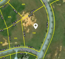 Photo of 122 W Northberry St Lot 132, Oak Ridge, TN 37830 (MLS # 1023017)