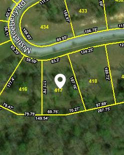 Photo of 119 Mistletoeberry Rd Lot 417, Oak Ridge, TN 37830 (MLS # 1033483)