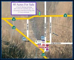 Photo of Palmdale, Pinon Hills, CA 92372 (MLS # 489353)
