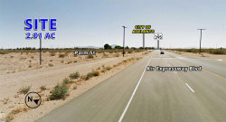 Photo of Air Expressway Boulevard, Adelanto, CA 92301 (MLS # 491679)