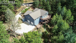 Photo of 1040 KINGS CROWN Road, Woodland Park, CO 80863 (MLS # 4099909)