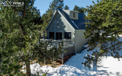 Photo of 2064 Pikes Peak Drive, Divide, CO 80814 (MLS # 4100407)