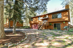 Photo of 200 Bridle Drive, Woodland Park, CO 80863 (MLS # 4112556)