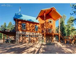 Photo of 3779 Trout Creek Road, Woodland Park, CO 80863 (MLS # 4186838)