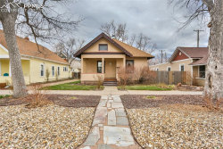 Photo of 223 E Monument Street, Colorado Springs, CO 80903 (MLS # 4203731)