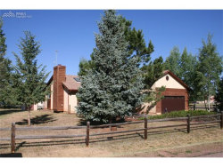 Photo of 1876 Valley View Court, Woodland Park, CO 80863 (MLS # 4219356)