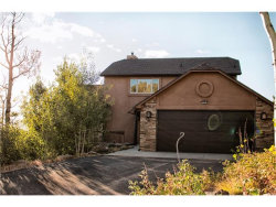 Photo of 2075 Deer Mountain Road, Manitou Springs, CO 80829 (MLS # 4254124)