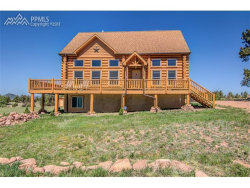 Photo of 527 Chateau Vista Drive, Florissant, CO 80816 (MLS # 4286589)