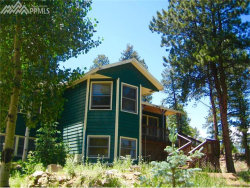 Photo of 348 Beaver Creek Drive, Florissant, CO 80816 (MLS # 4289917)