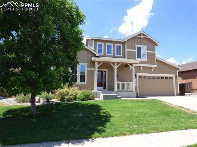 Photo for 7126 Quiet Pond Place, Colorado Springs, CO 80923 (MLS # 4308007)