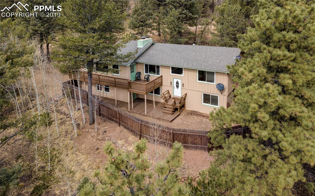Photo for 114 Skyline Drive, Woodland Park, CO 80863 (MLS # 4331656)