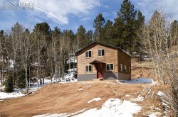 Photo of 213 Willow Road, Divide, CO 80814 (MLS # 4348032)