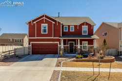 Photo of 8481 Dry Needle Place, Colorado Springs, CO 80908 (MLS # 4424444)